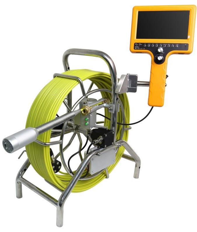 CCTV drain pipe inspection camera